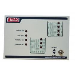 Dual Motor Pump controller