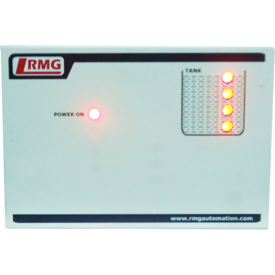 Water Level Indicator with Low & High Water Level Alarm
