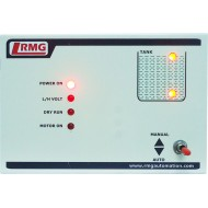Fully Automatic Water Level Controller With Low & High Level Indication