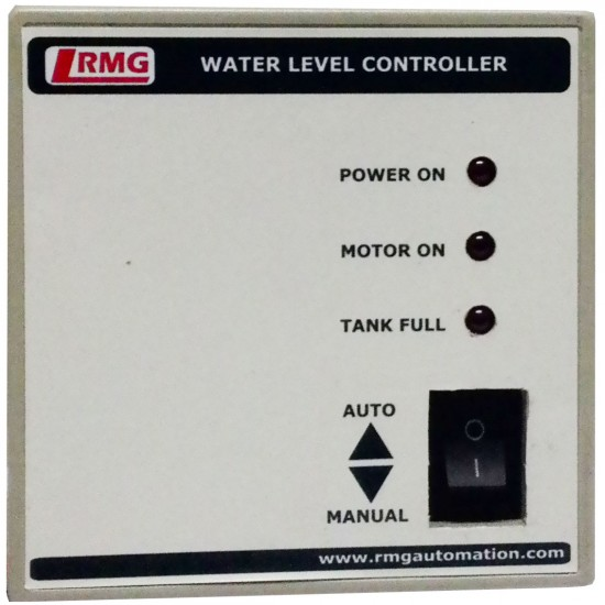 Automatic Water Level Controller for Motor Pump Upto 1.5 HP
