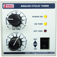 Analog Cyclic timer for Water Pump Motor
