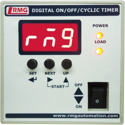 Sequential AC Cyclic Timer Switch