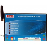 GSM 3 channel Relay Controller, SMS Switch, GSM Based Switch