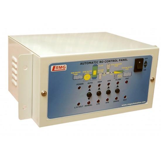 Automatic RO Control Panel
