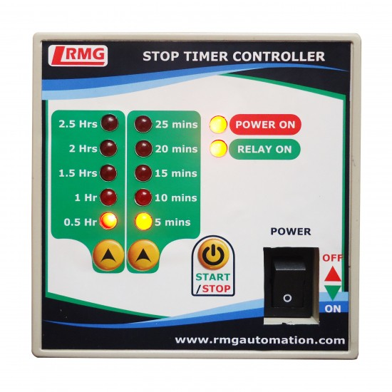 Stop Timer Controller for Any AC appliances