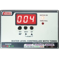 Water Level Controller with Cyclic Timer