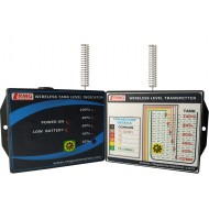 Wireless Water Level Indicator with Tank Full & Tank Empty Alarm
