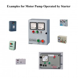 Wireless Water Level Controller With Digital Voltmeter, Ammeter & Timer Features